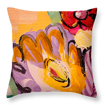cushion art
