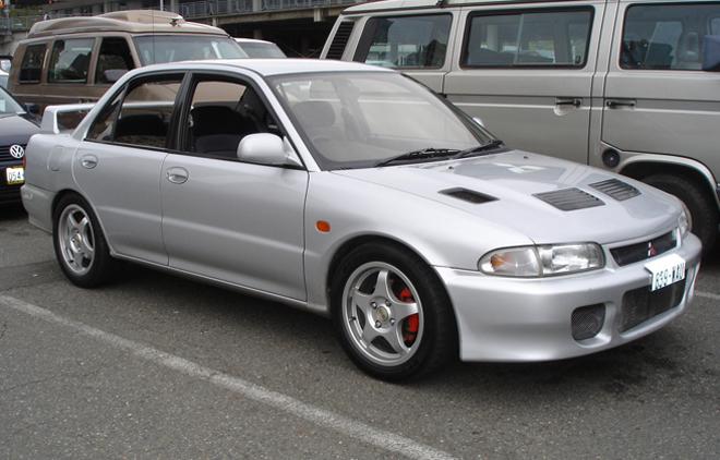 Mitsubishi lancer evo 1 39 first generation evo 39 auto for Ariete evo 2 in 1