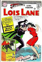 Superman's Girlfriend Lois Lane #70 1st silver age Catwoman