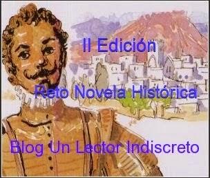 II EDICION NOVELA HISTORICA.