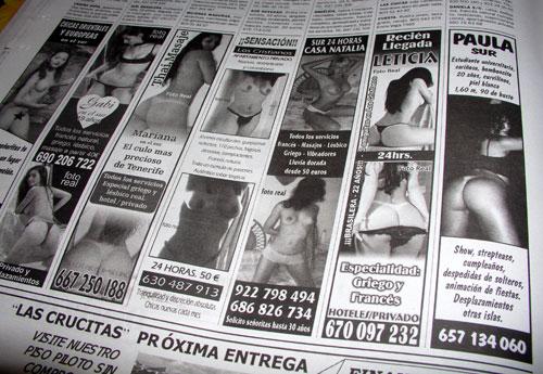 anucios de prostitutas derechos de las prostitutas