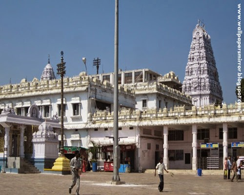 Annavaram temple photos