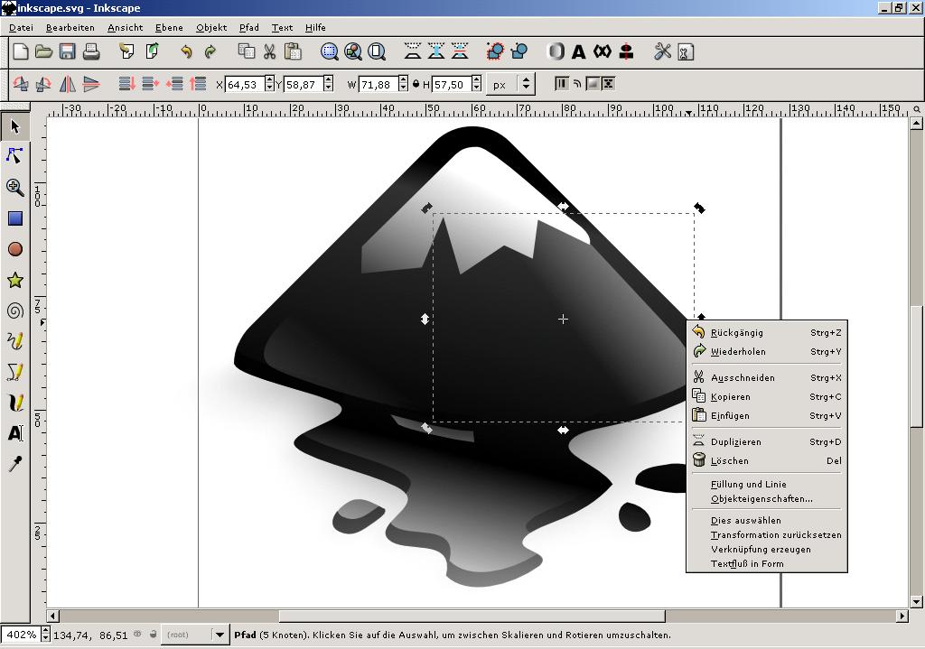 Fundamentals Of Graphic Design Inkscape Create Your