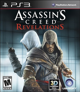 Amazon: Assassin's Creed Revelations For PS3 Half Price