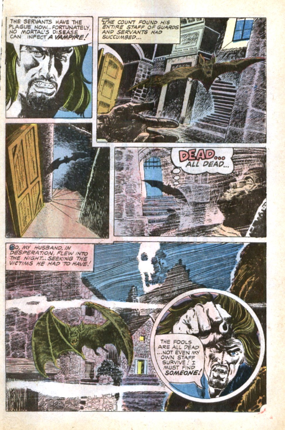 Read online Scary Tales comic -  Issue #28 - 11