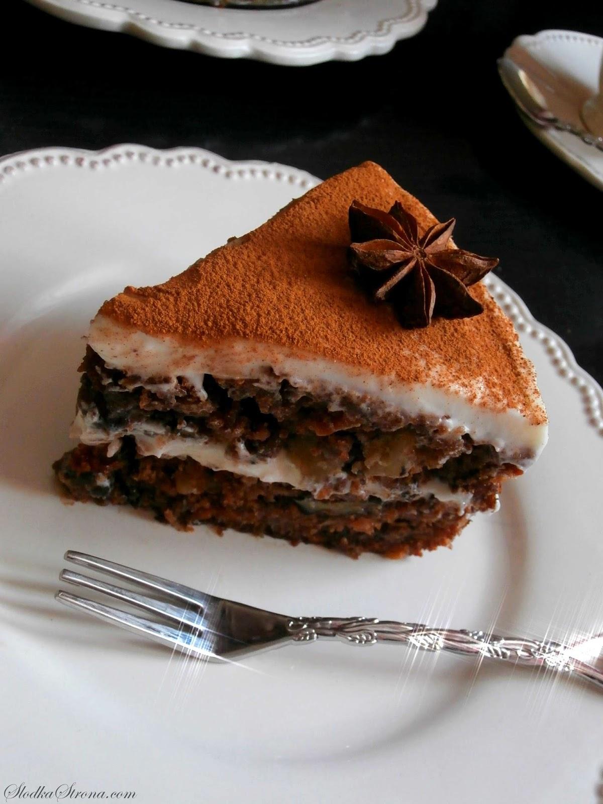 Najlepsze Ciasto Marchewkowe - Przepis - Słodka Strona