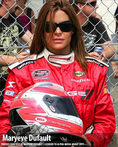 Maryeve Dufault,Motorsport Racer, Sport