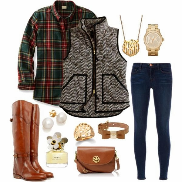 See More Monograms, Vests, And Plaid