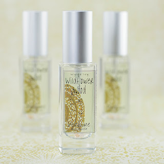 Wildflower & Wood Summer Perfume by Wylde Ivy