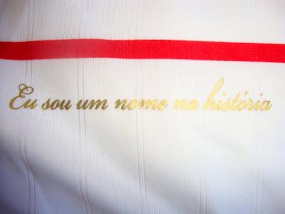 Frase na Camisa 2 Vitória