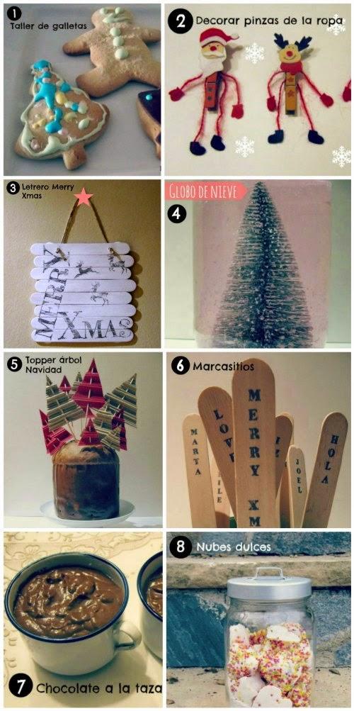 Selección DIY Navidad