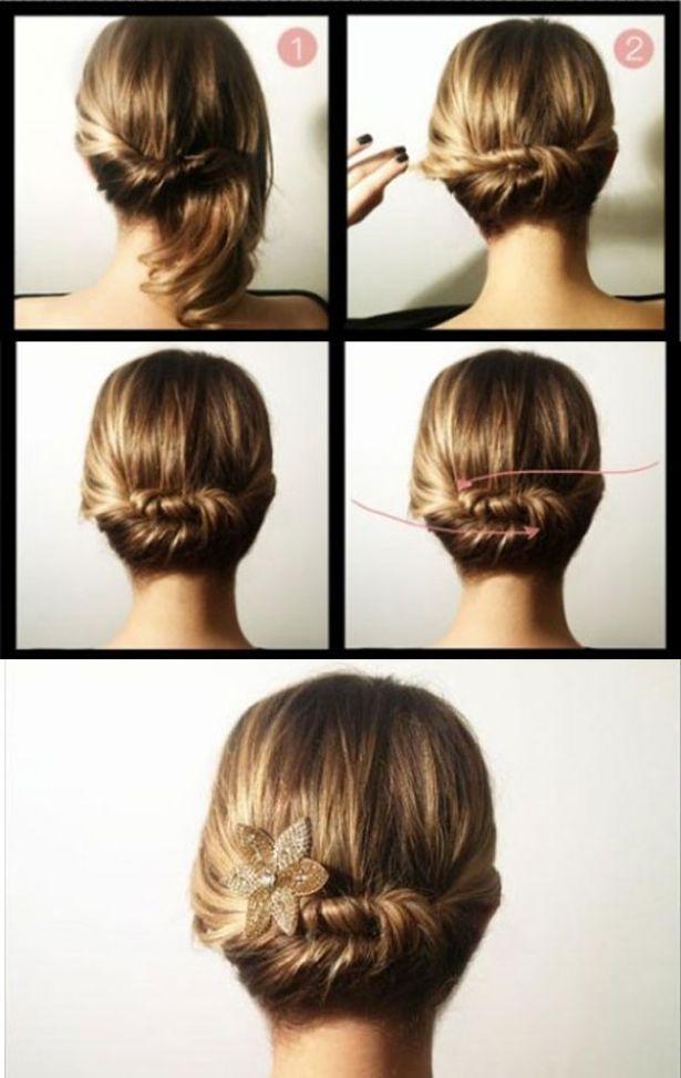 peinados para graduacion con birrete - Cómo Hacer Peinados para Graduación Fáciles Paso a Paso