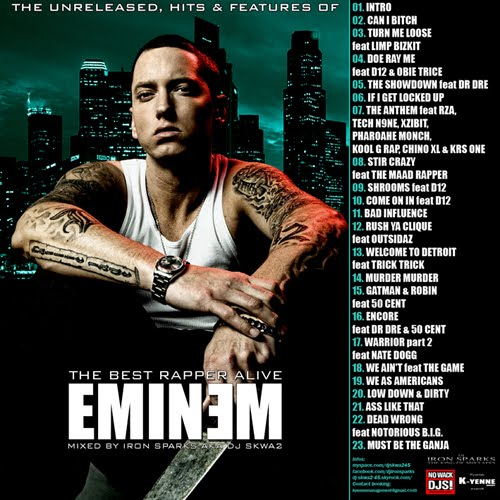Warriors Come Out To Play Rap Song: All Genre Songs: Eminem