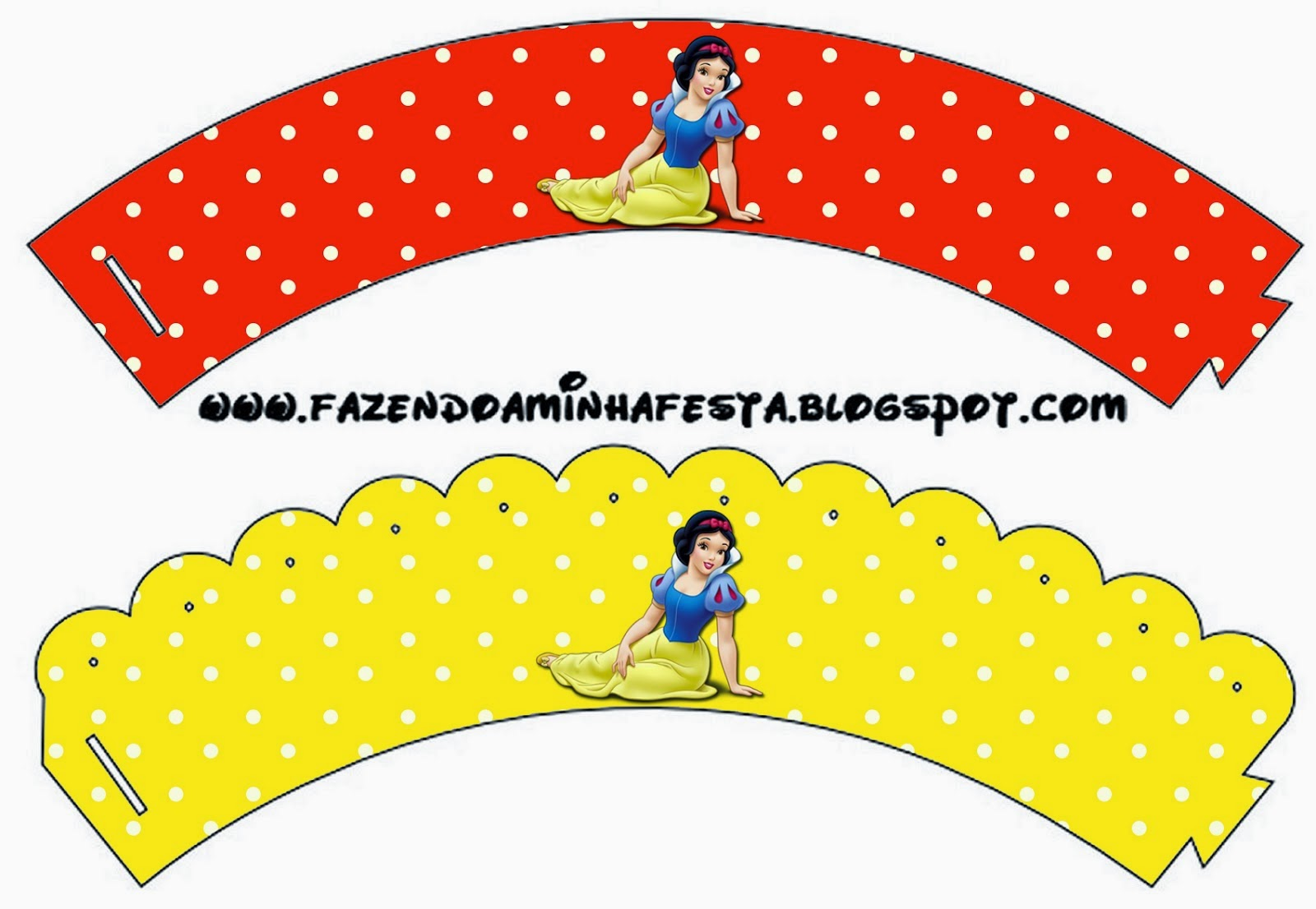 Snow White Free Party Printables Is It For Parties Is