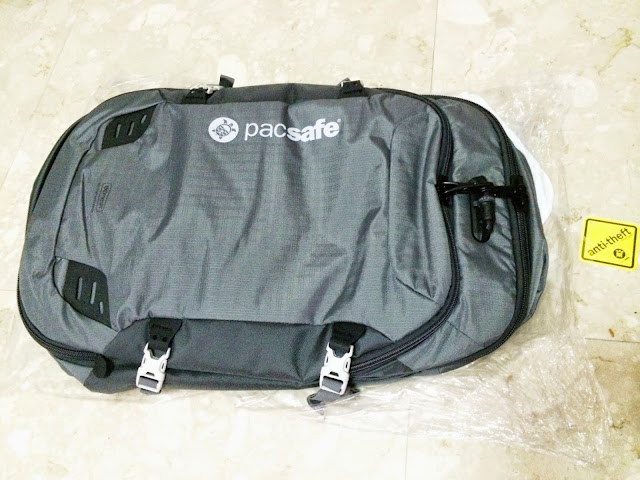 Pacsafe Venturesafe 45L GII Travel Backpack