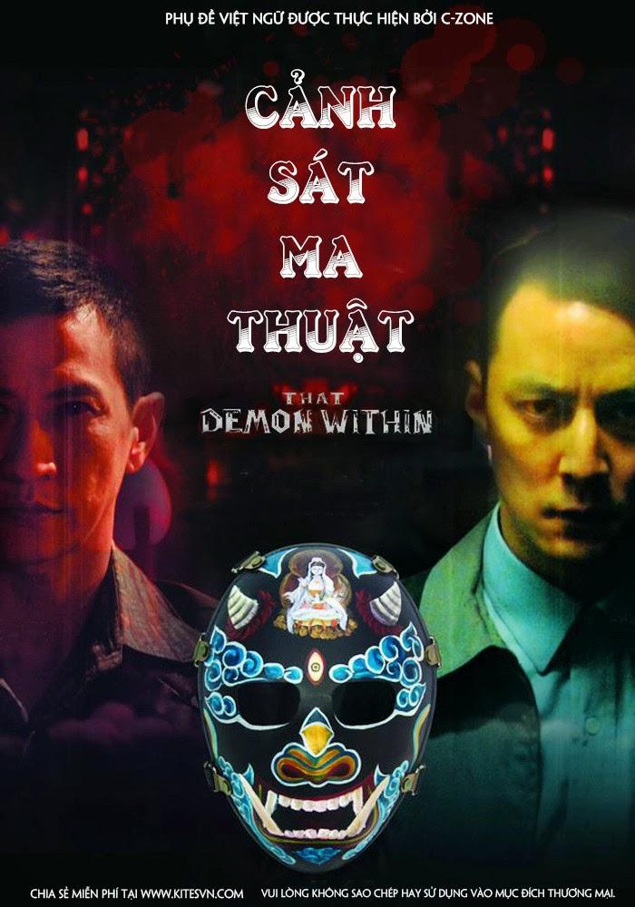 Cảnh Sát Ma Thuật - That Demon Within