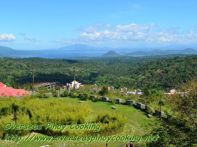 Fantasy World - Taal Lake and Volcano View