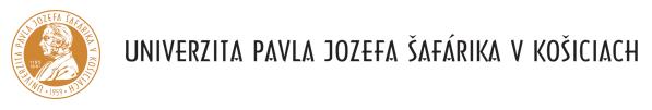 Кошицький університет імені Павла Йозефа Шафарика (Словацька республіка)