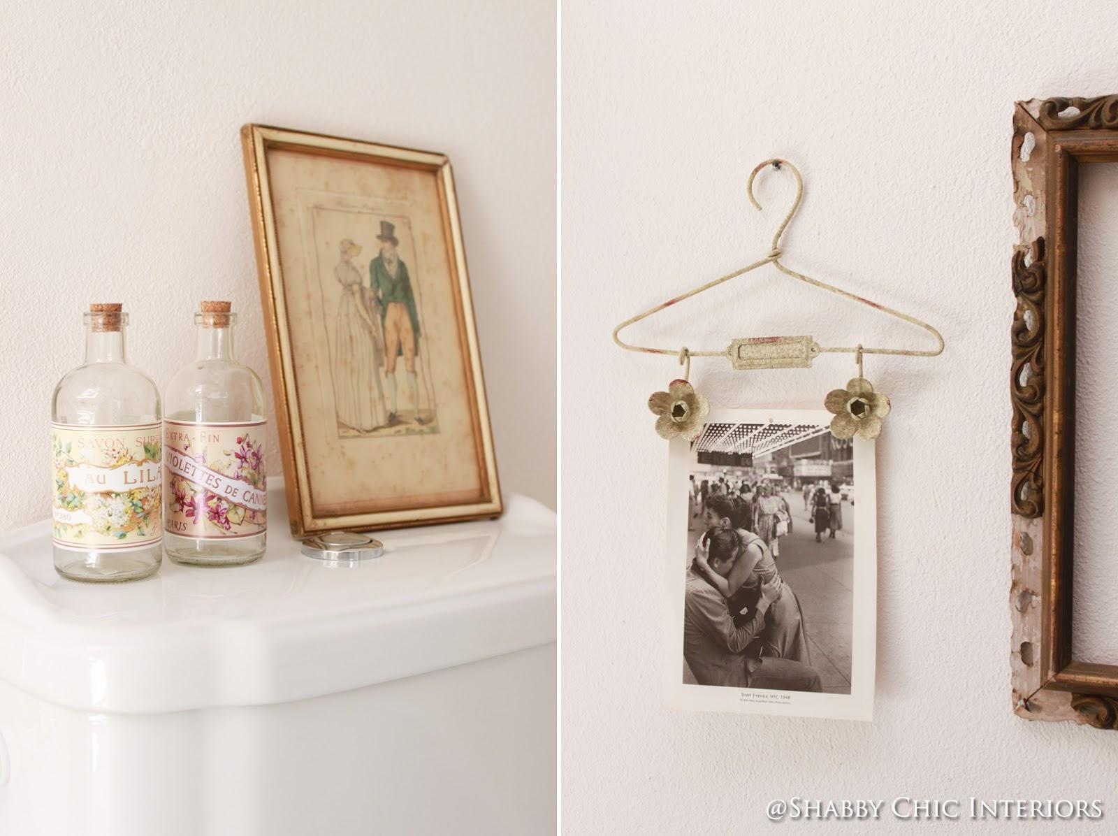 Un bagno in stile shabby shabby chic interiors - Porte stile shabby chic ...
