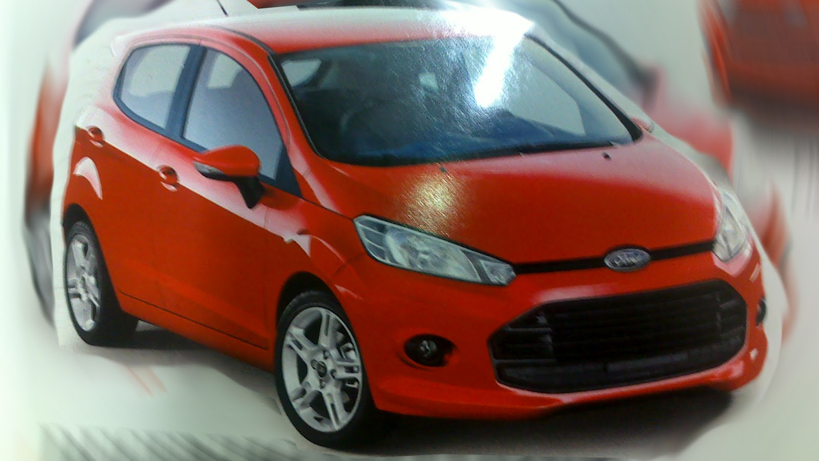 Car Wallpapers in Good Images: Novo Ford Ka 2014 Preview