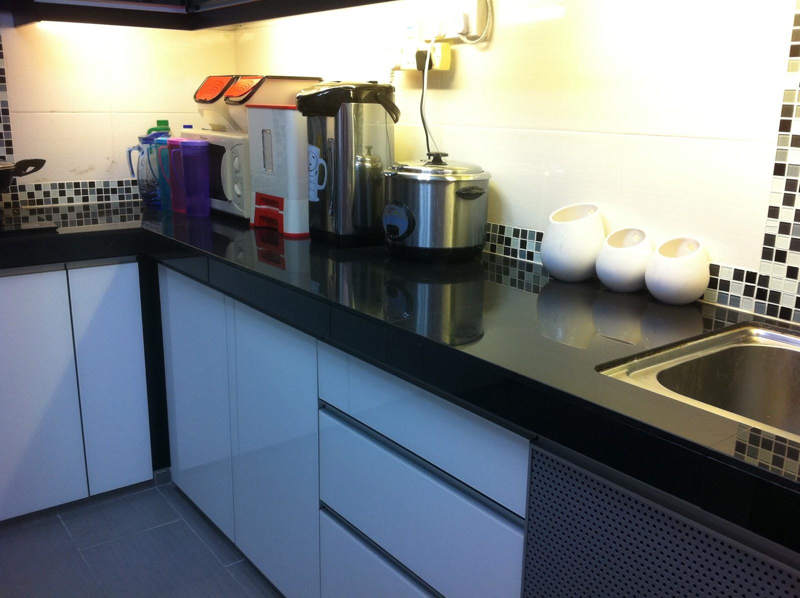 Kitchen Kabinet Dan Kos Pengubahsuaian Dapur Nama Saya Nadia