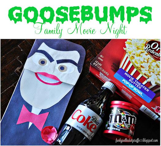 Goosebumps Movie Night