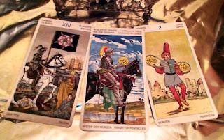 Tirada de 3 cartas para Capricornio