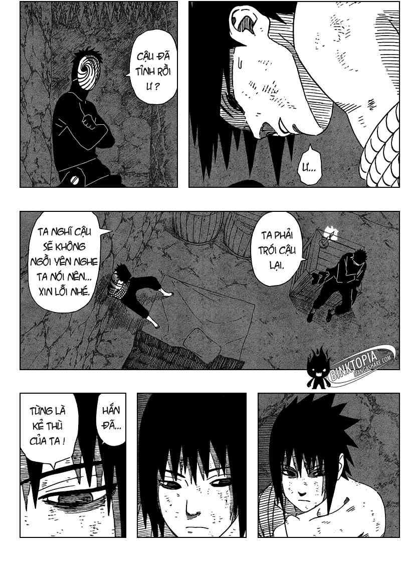 Naruto chap 398 Trang 10 - Mangak.info