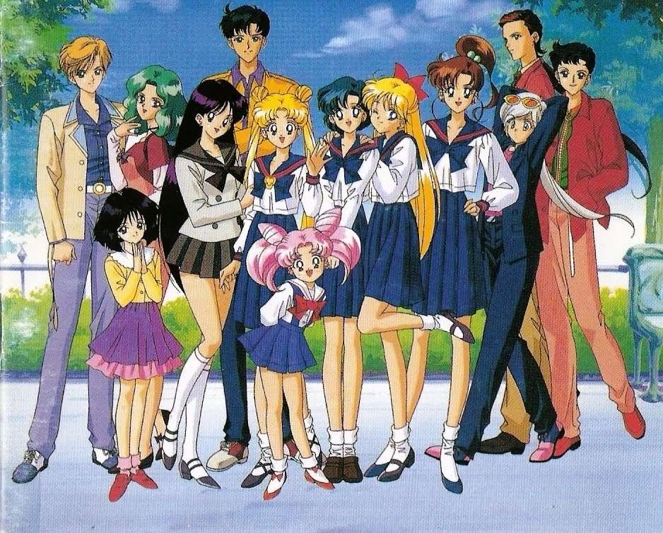 Sailor Moon Weight Gain