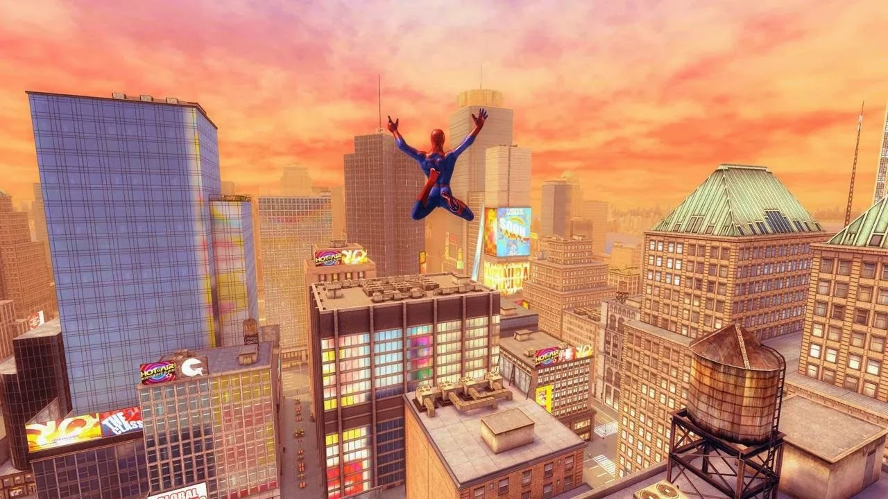 The Amazing SpiderMan Mod APK V1.2.0 Unlimited Money