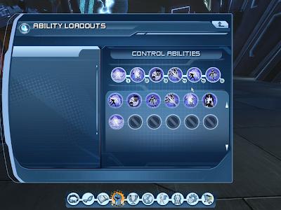 DC Universe Online - Control Loadouts