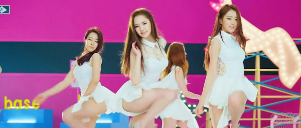 Woohee Dal Shabet Be Ambitious