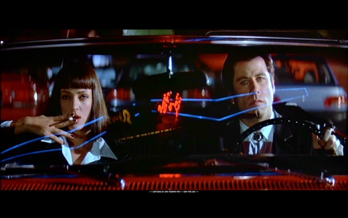 15 stylish movies pulp fiction