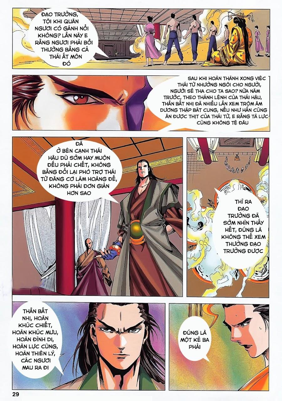 Lục Đạo Thiên Thư chap 33 - Trang 28