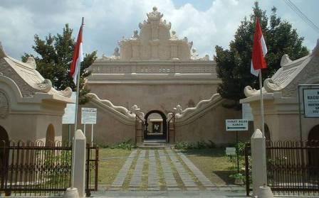 Tempat Bersejarah di Indonesia - Taman sari