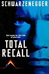 Movie poster for Total Recall