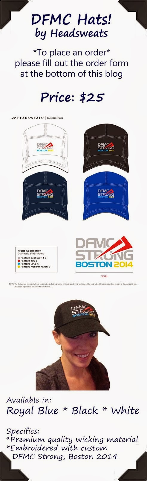 Get Your DFMC Hats Now!