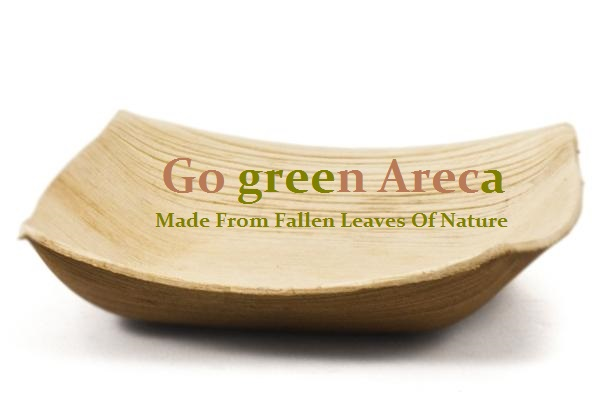 Bio Plates are made from naturally fallen leaves of Palm Tree (Areca) Earth Friendly / Renewable / Sustainable / 100% Natural. \  One Touch in the Plate you ...  sc 1 th 183 & Bio Plates - Auro Monish Exports (Go Green Areca)