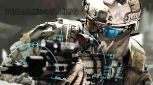 Game Petualangan Perang Ghost recon