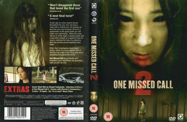 ONE MISSED CALL 2 2005 REVIEW BY SANDRA HARRIS