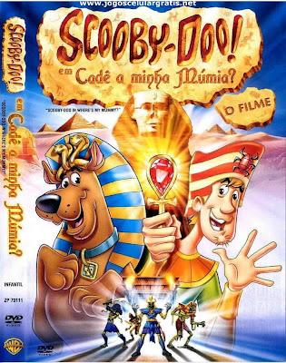 Scooby-Doo! Cadê a Minha Mumia? - 3GP DUBLADO