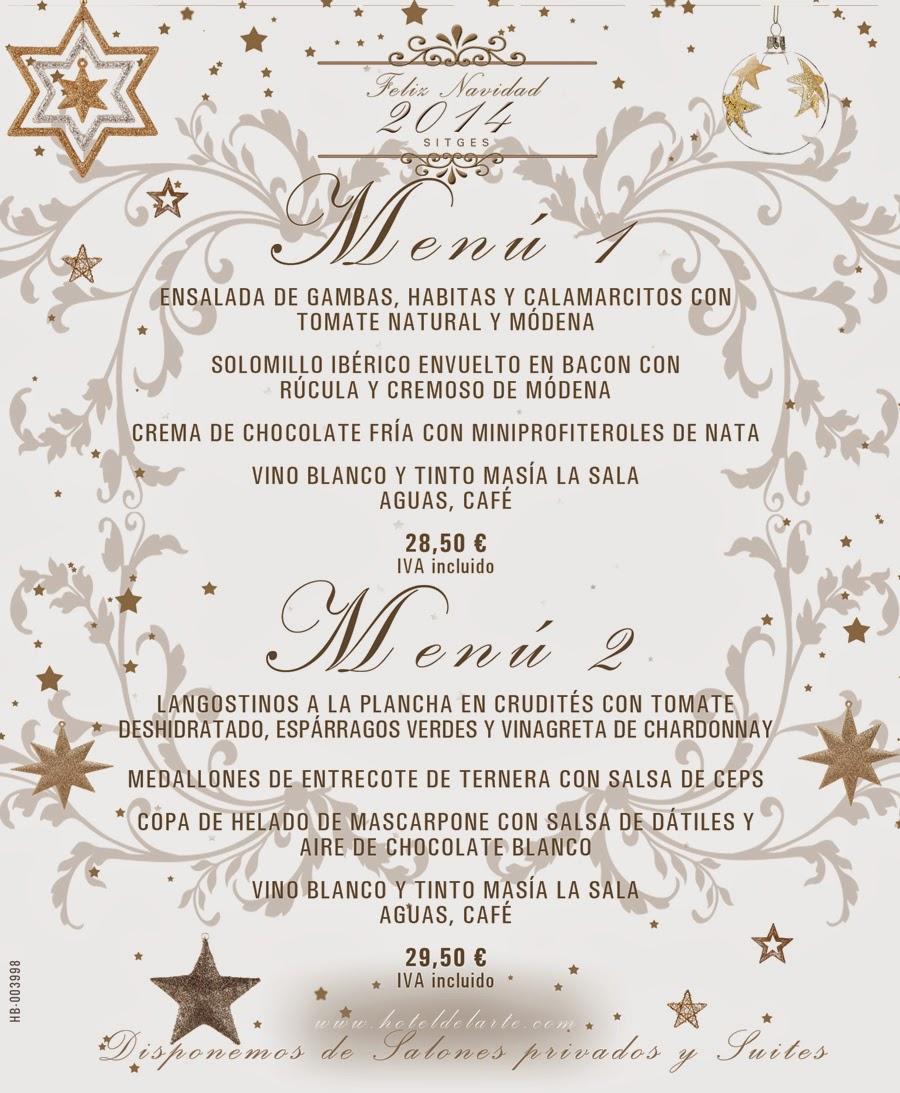 Men s para navidad san esteban fin de a o y men s cenas - Menus para fin de ano ...