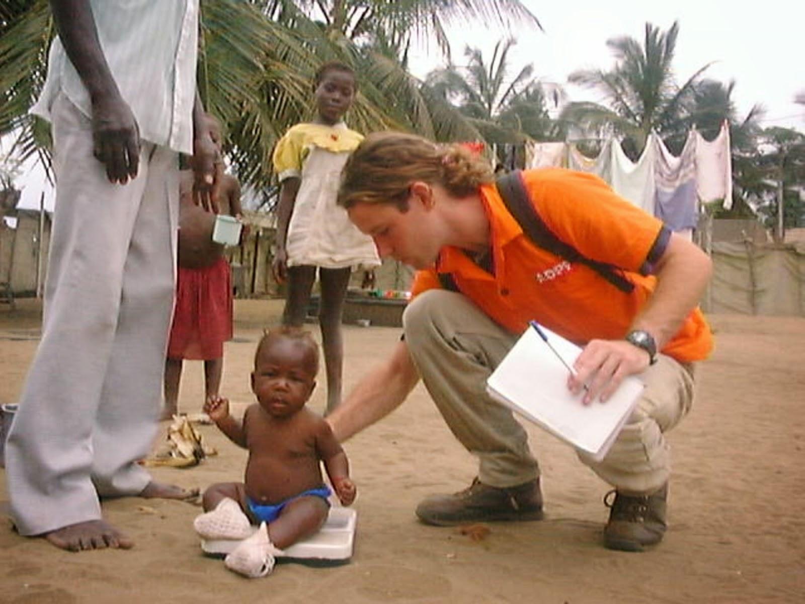 Queres fazer voluntariado em África