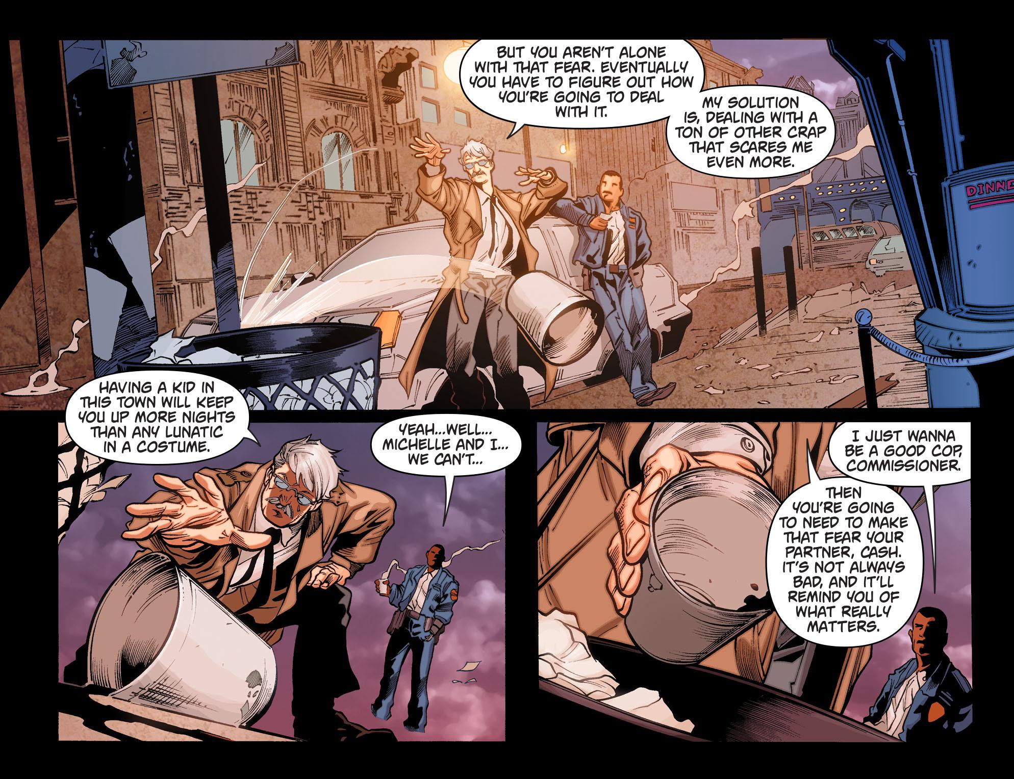 Batman: Arkham Knight [I] Issue #32 #34 - English 7