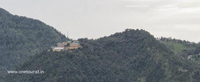 kareri village , dharamshala , himachal pradesh