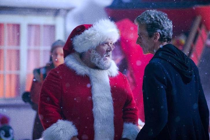 Doctor Who - 2014 Christmas Special - Promotional Photo + Synopsis