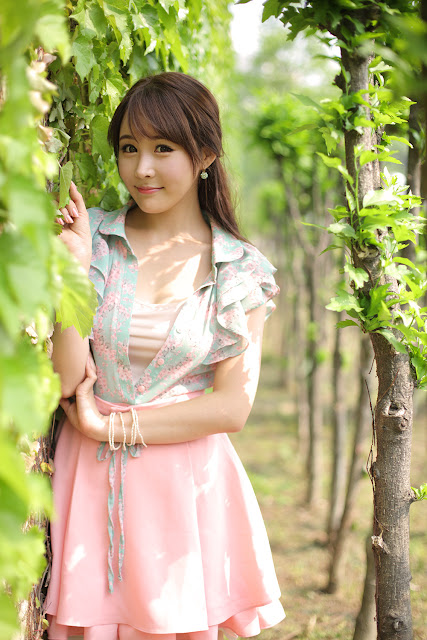 7 Girl Next Door - Kim Ji Min-very cute asian girl-girlcute4u.blogspot.com