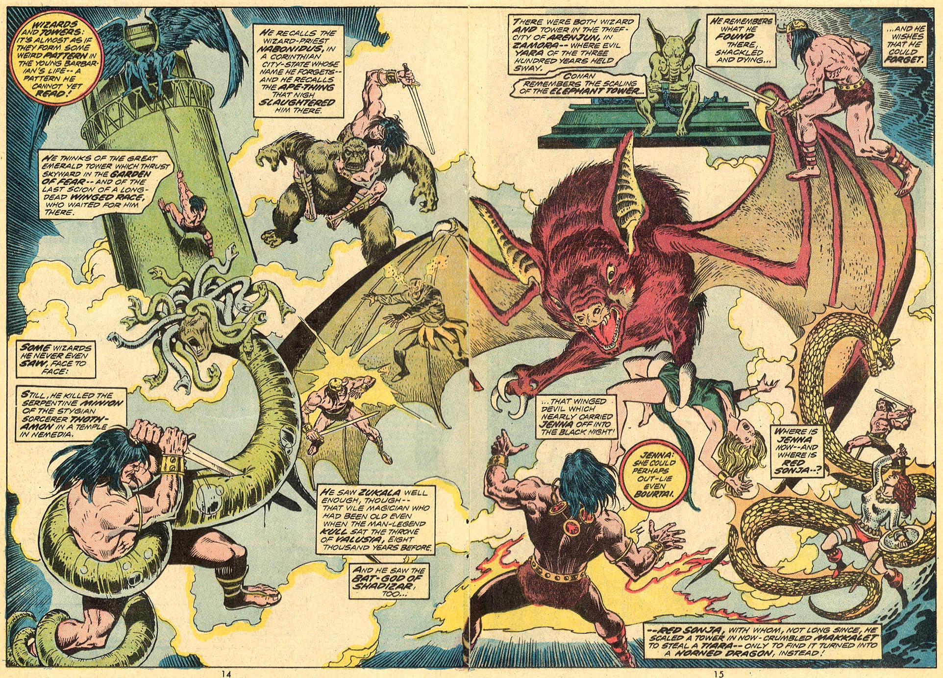 Conan the Barbarian (1970) Issue #33 #45 - English 8