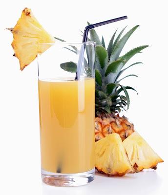 manfaat jus nanas bagi kesehatan