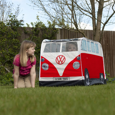 Volkswagen Bus Play Tent